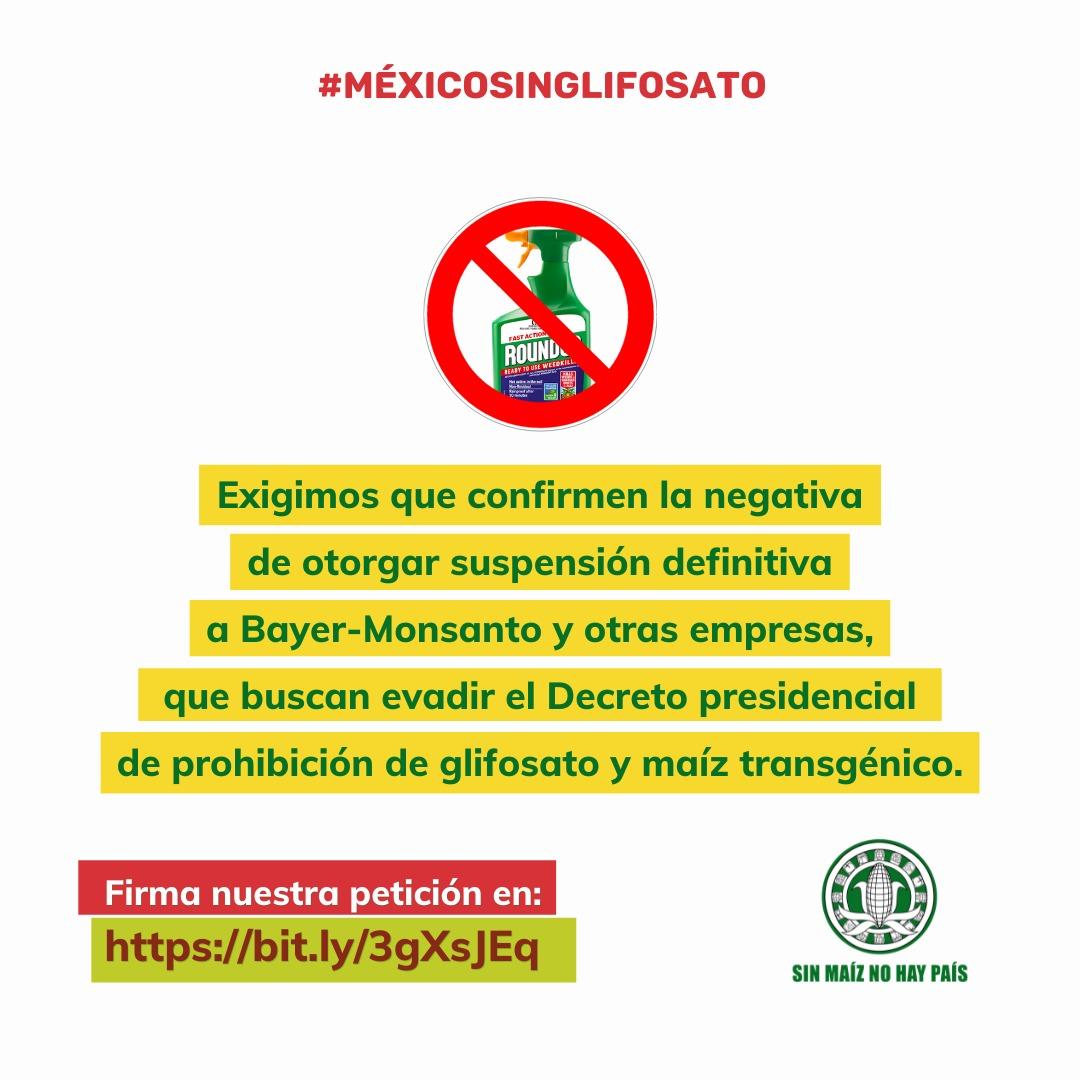 Petición vs Monsanto</a>